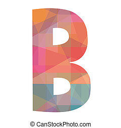 B alphabet