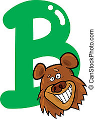 b, beer