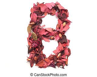 B capital alphabet