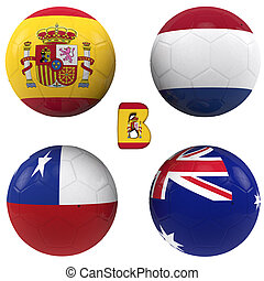 b group of the World Cup