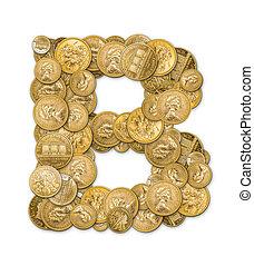 b, lettre