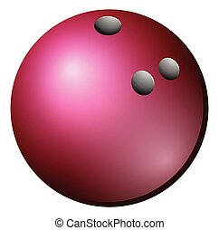 B owling ball
