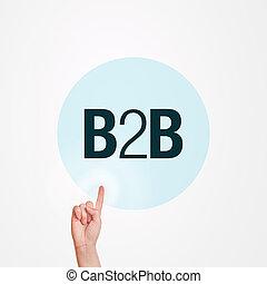 B2B Concept