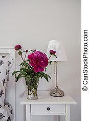 babarózsa, váza