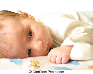 Baby 1 - two month child