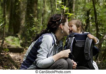 Baby and Mother relationship - Motherhood