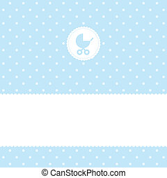 Cute card with copy space