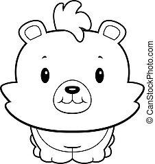 Baby Bear Smiling
