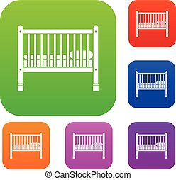 Baby bed set collection
