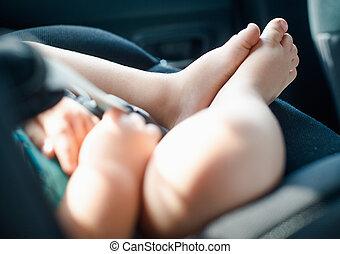 baby bil sittplats