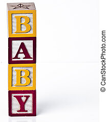 Baby Blocks Vertical