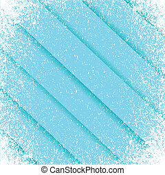 baby blue Grunge pattern frame lines background