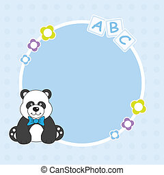 Panda bear framework