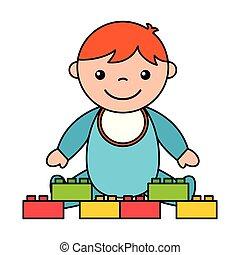 baby boy blocks toys