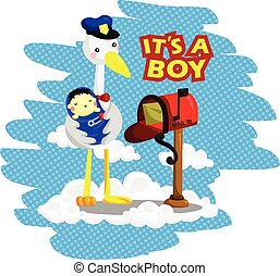 Baby Boy Delivery