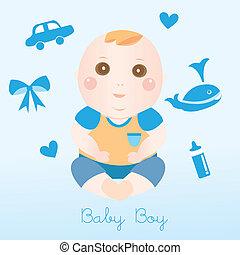 baby boy element