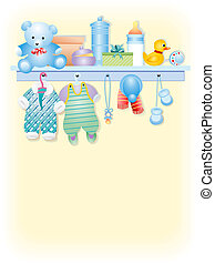 Baby boy garment - Clothes and accessories for baby boy