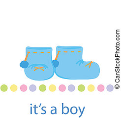 baby boy greetings