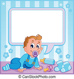 Baby boy theme image 1