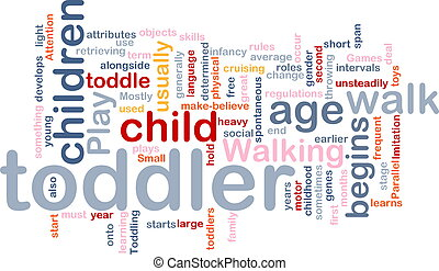 baby, concept, toddler, achtergrond