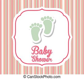 baby design  - baby graphic design , vector illustration