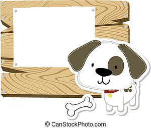baby dog board