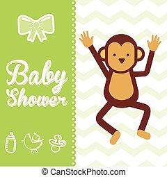 Baby stortbad illustraties en stock kunst zoek onder baby stortbad beschikbare - Baby douche ...