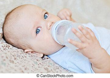baby, dricksvatten