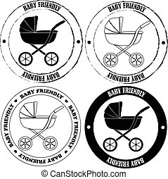 Baby-friendly-stamps-black-and-white.eps