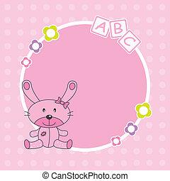 Pink rabbit framework