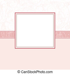Baby Girl scrapbook page - 2