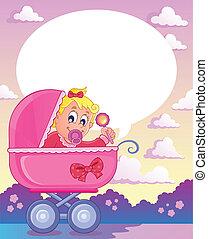 Baby girl theme image 3