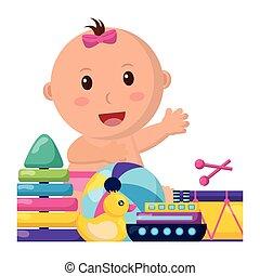 baby girl toys