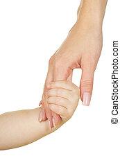 baby- hand
