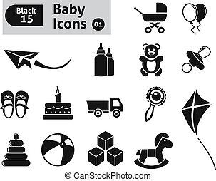 baby, iconerne