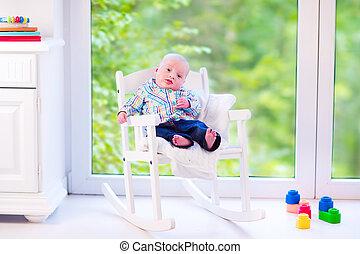 baby junge pferd spielzeug rockender reizend farbe. Black Bedroom Furniture Sets. Home Design Ideas