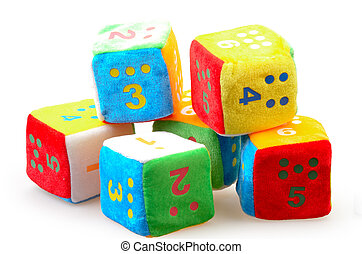 Baby Number Blocks