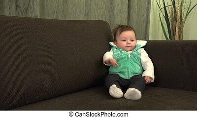 baby, ostern, säugling, livingroom