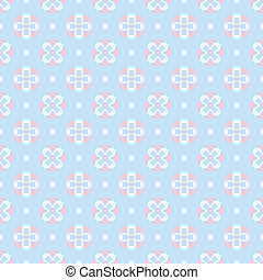 Baby pastel different seamless pattern. Endless texture can...