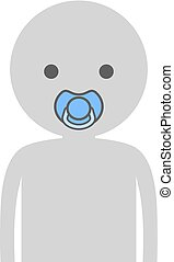baby puppet - Creative design of baby puppet
