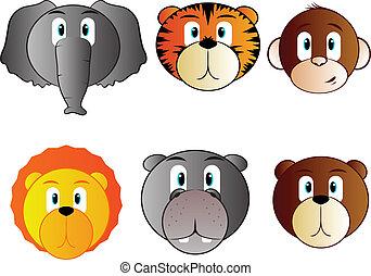 Baby Safari Animals