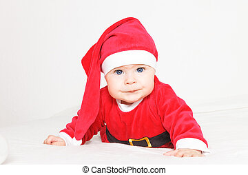 Baby Santa Claus