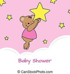 bear and stars