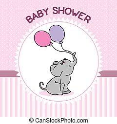 baby shower girl