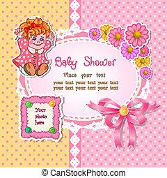 baby stortbad