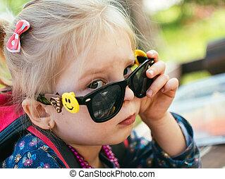 baby sunglasses looks summer
