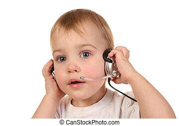 baby with headphones 3