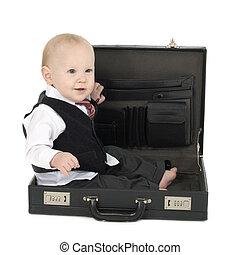 baby, zakenman