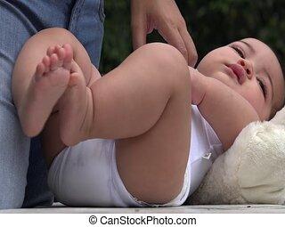 baby, zuigeling, pasgeboren
