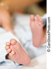 Baby\\\'s feet